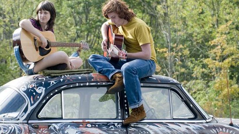 wann war die hippie zeit