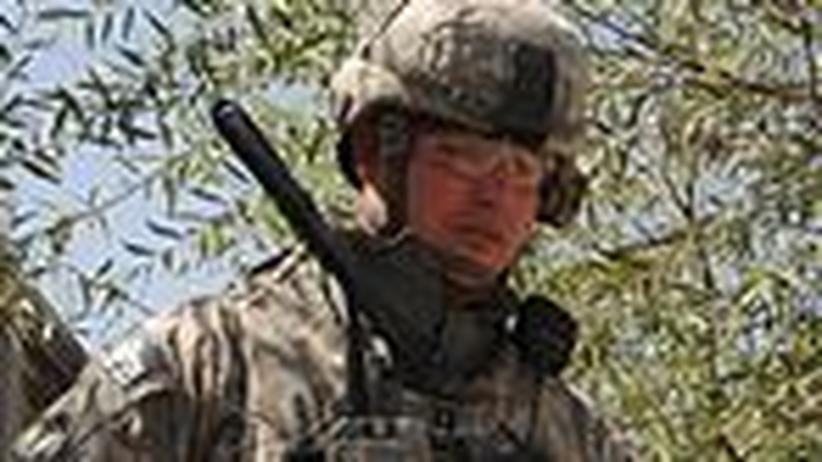 Afghanistan: Krieg als Vorsorgeprinzip