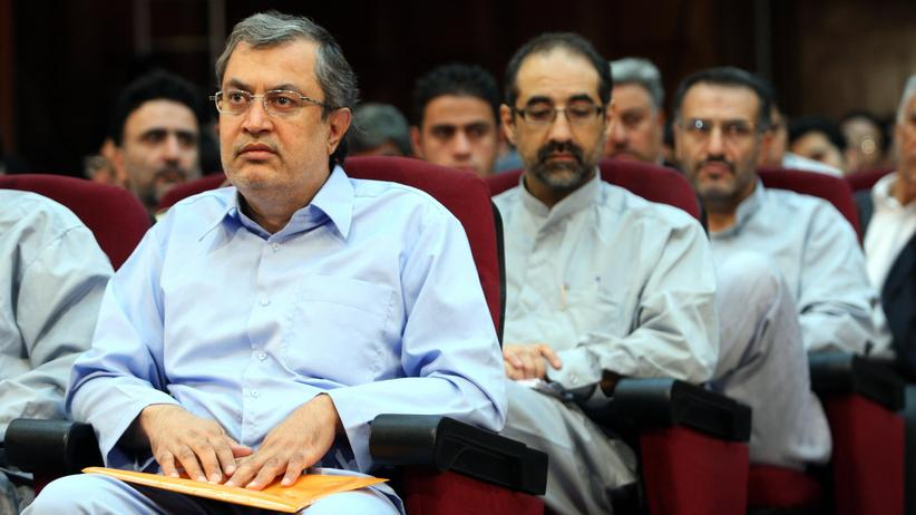 Schauprozess in Iran: Vernichtung eines Helden