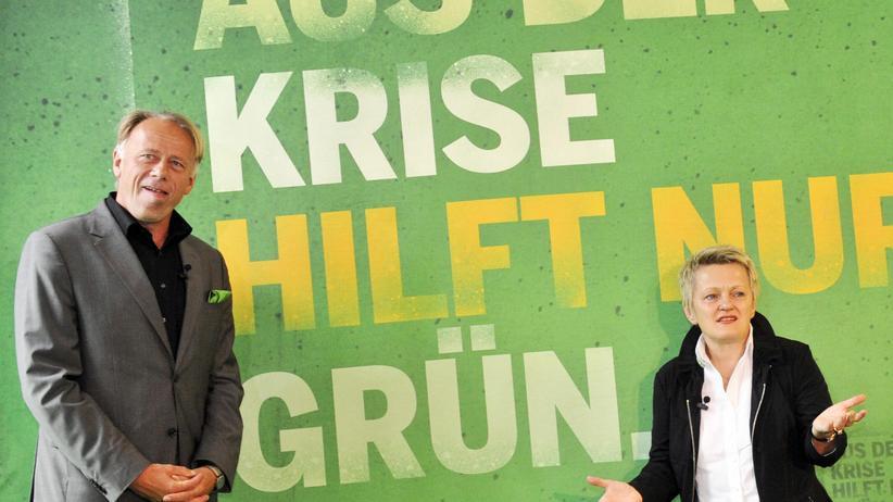 Die Grünen: Revolte, aber seriös
