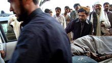 Explosion zweier Tanklastzüge nahe Kundus: Mehr als 50 Menschen wurden getötet