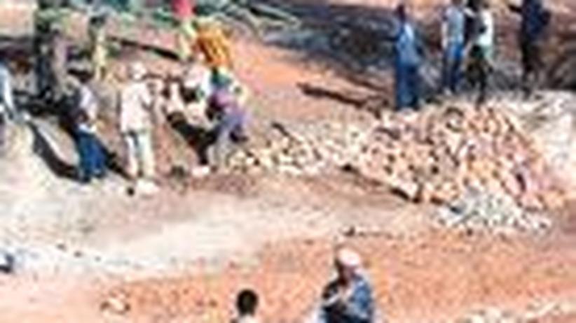 Entwicklungshilfe: Wasser für Koraro