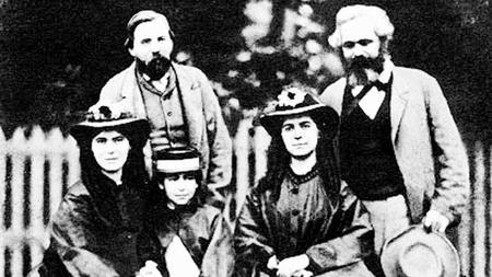 Die Familie Marx Der Enge Kreis Der Familie Marx Schreibt In Das