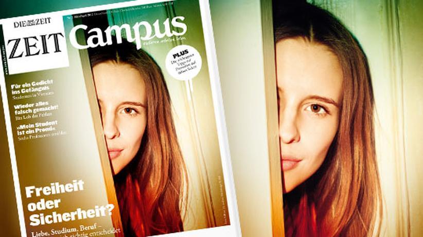 Inhaltsverzeichnis: ZEIT Campus 2/2012