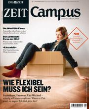 ZEIT Campus 1/2013