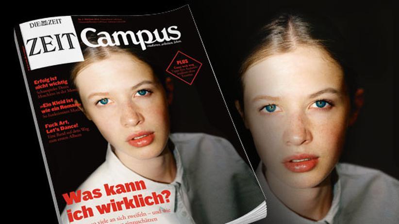 Inhaltsverzeichnis: ZEIT Campus 03/2014 – Jetzt am Kiosk!