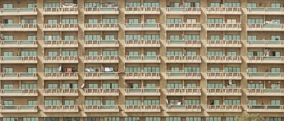 Wohnen auf engem Raum: Fünf Quadratmeter, null Euro Miete