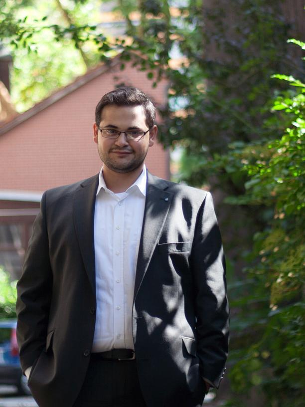 Taner Ünalgan: Auch Gelsen soll geil sein