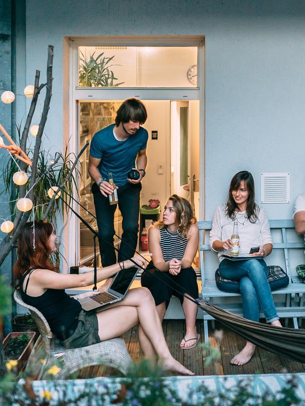 Co-Living: Die Arbeitsgemeinschaft