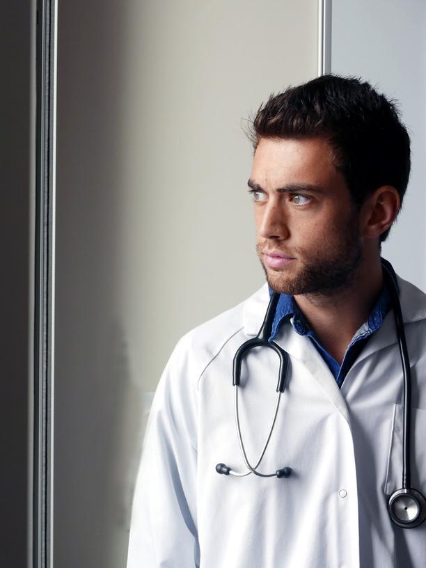Ärzte: Wir weißen Medizinstudenten