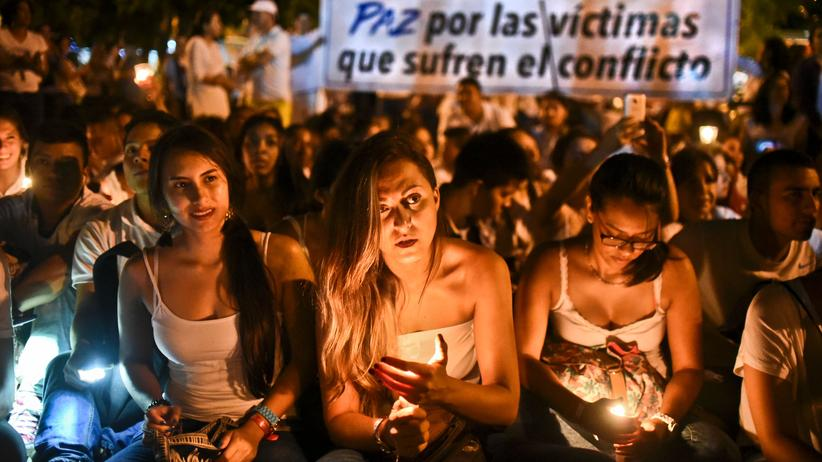 """Kolumbien: """"Viele Farc-Kämpfer träumen davon, zu studieren"""""""