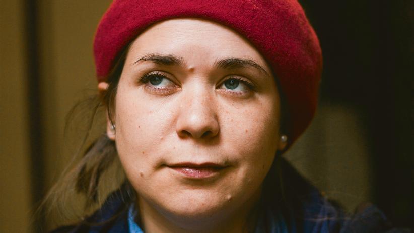 """Stefanie Sargnagel: """"Selbstironie macht unangreifbar"""""""