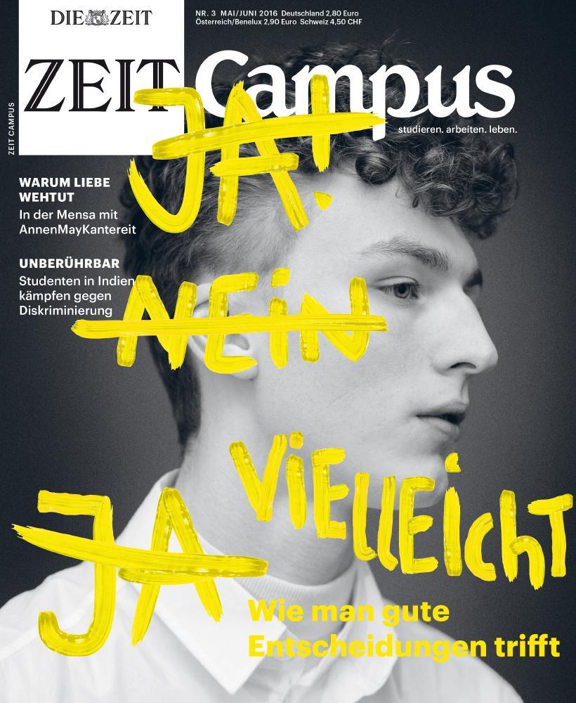 ZEIT Campus 3/2016