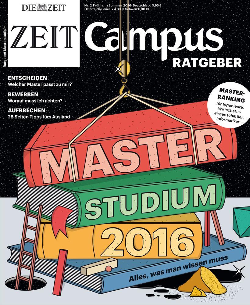 ZEIT Campus Ratgeber 2/2016