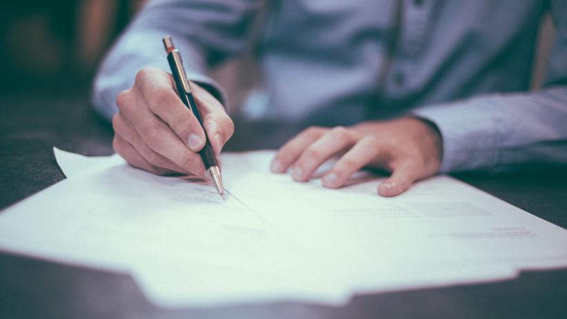 Personalmanagement: Achten Personalchefs auf die Handschrift?