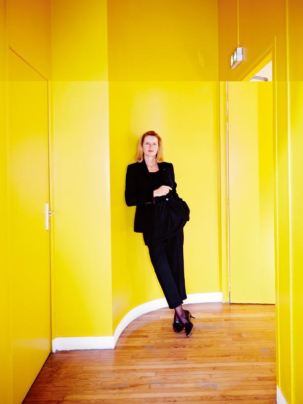 Stadtplanung: Will viele kleine Wurzeln schlagen: Jana Revedin in ihrer Uni in Paris