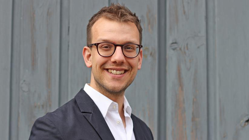 """Steffen Schuldis: """"Ich bin der authentischste Kandidat"""""""