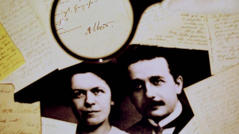 Einstein Frau