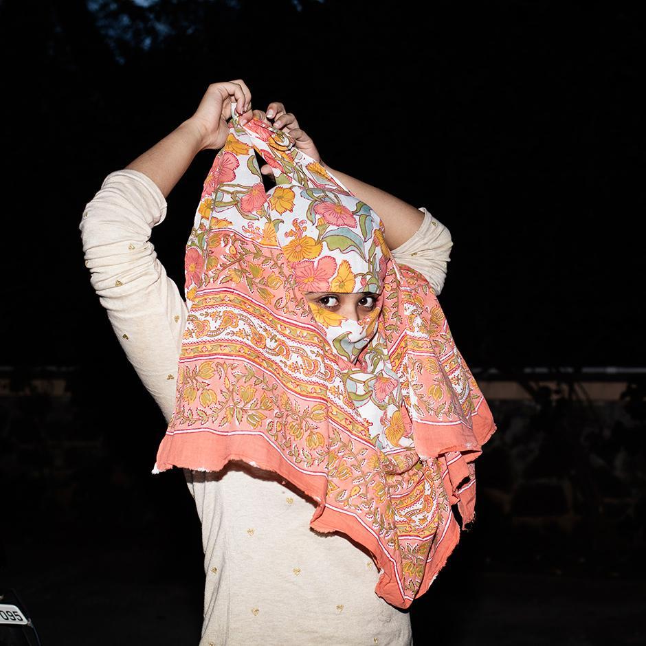 Kopftuch, Indien, Frauen, Emanzipation