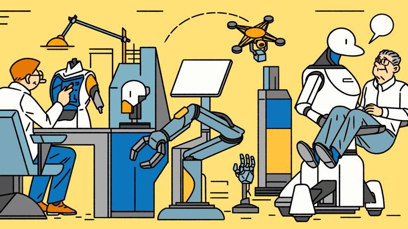 """Künstliche Intelligenz: """"Lassen wir die Finger davon"""""""