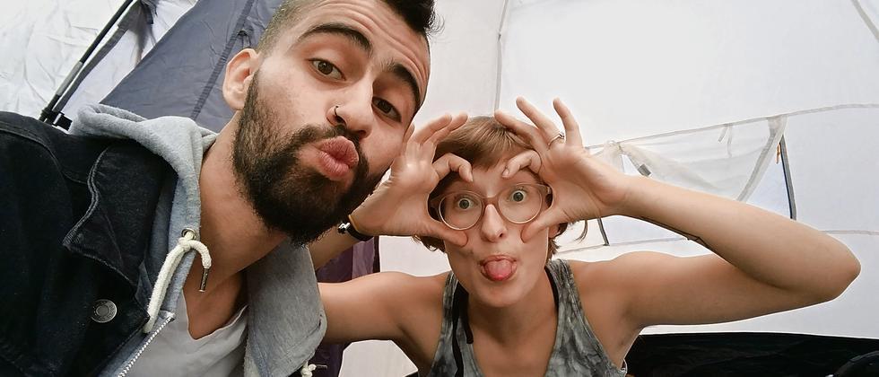 Ahmad und Toni