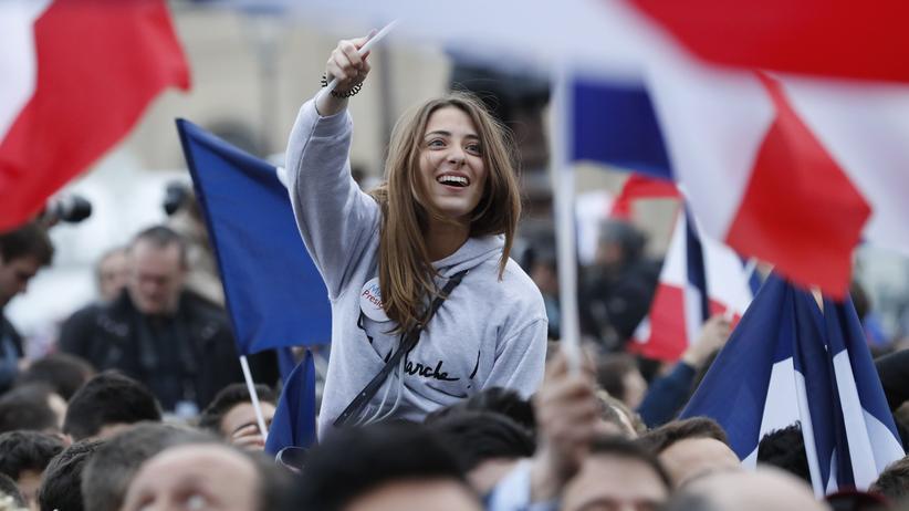 Wahl in Frankreich: Emmanuel Macron, kein Held der Jugend