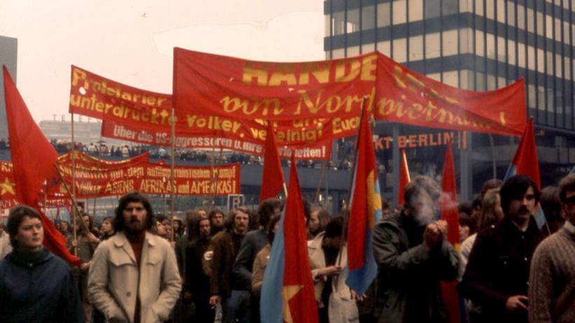 Vietnam-Krieg: Verdammt, haben die Kommunisten Deutschland infiltriert?