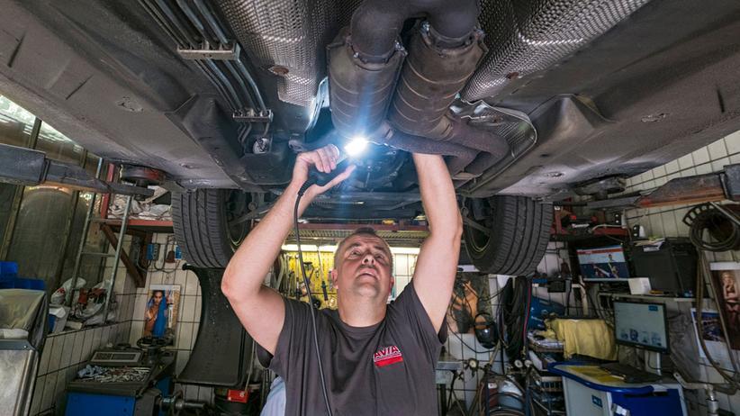 Autoindustrie: Ein Leben lang Benzin