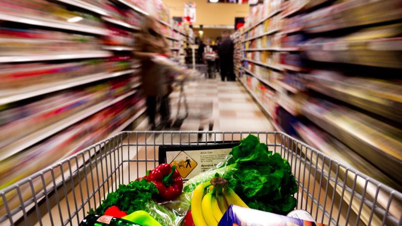 Einkauf: Mit Karte, bitte