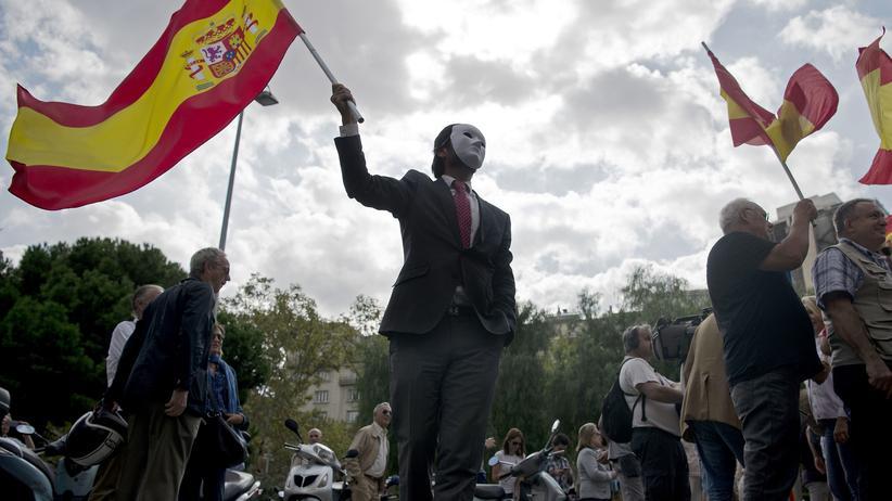 """Katalonien: """"Das sind nationalistische Gefühle"""""""