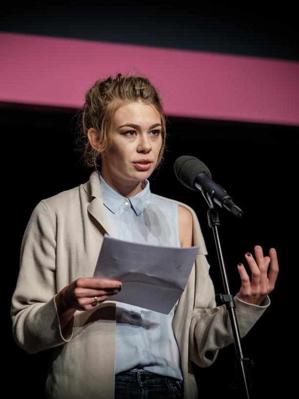 Rechtspopulismus: Ronja von Rönne auf dem Z2X-Festival