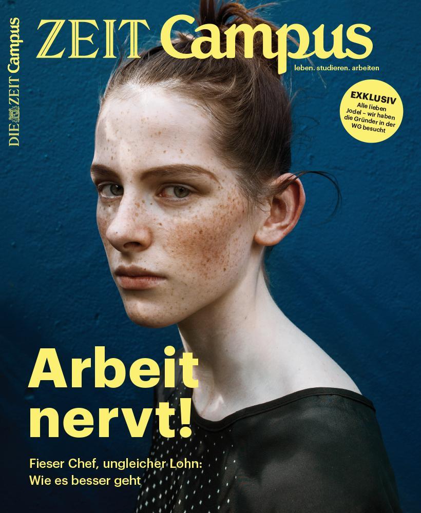 ZEIT Campus 4/2017
