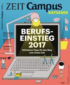 ZEIT Campus Ratgeber 1/2017