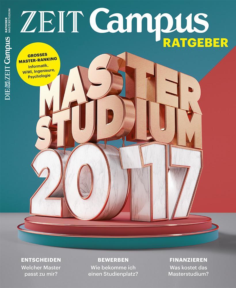 ZEIT Campus Ratgeber 2/2017