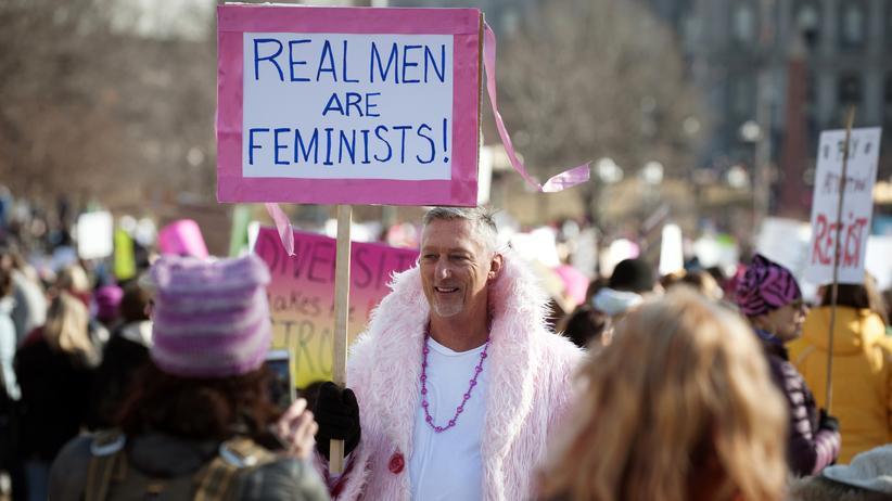Männlichkeit: Ich bin ein Mann. Wie werde ich Feminist?