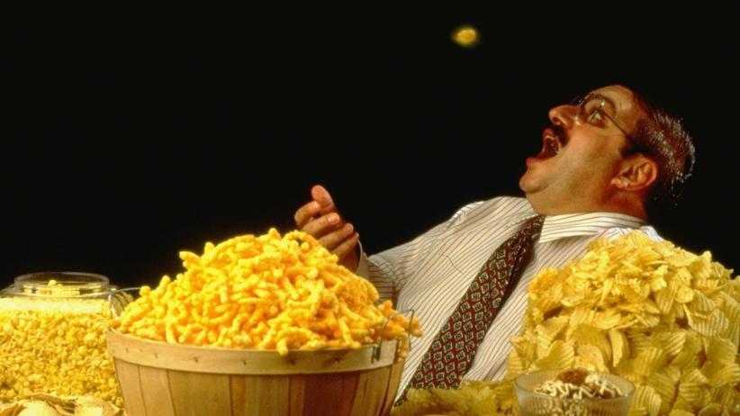 Beat the Prof : Wie können Sie sich das Chipsessen abgewöhnen?