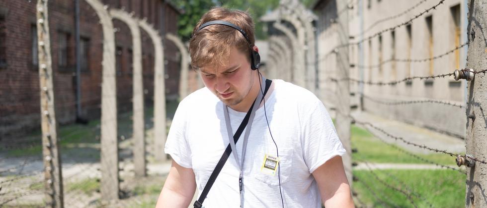 Holocaust: Berat fährt nach Auschwitz