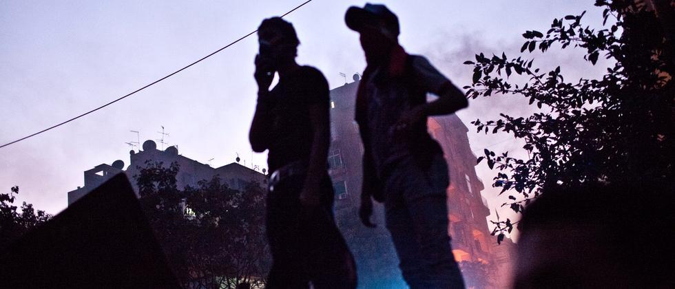 """Ägypten: """"Meine Freunde verlieren im Knast den Verstand"""""""