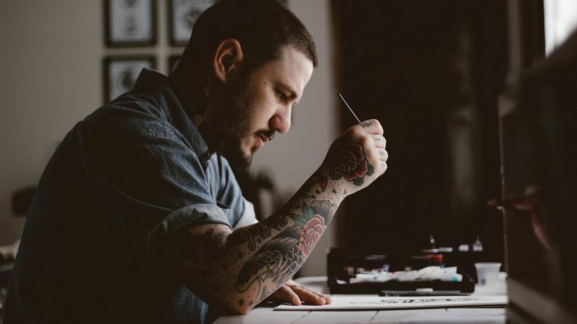Designstudium: Sieben Tipps für eine gute Mappe