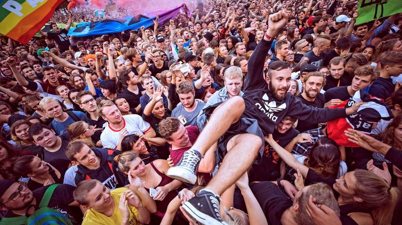 Chemnitz: Solidarität, endlich