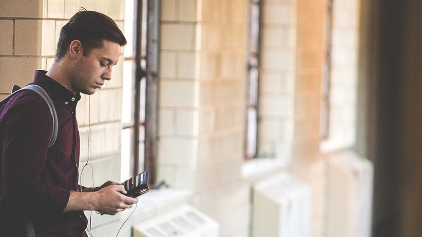 Datenschutz: Die Chipkarte verrät, wer das Studium abbricht