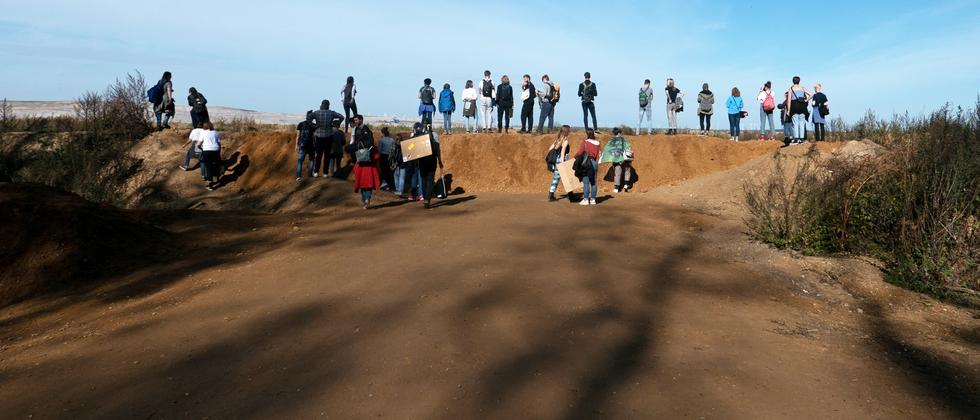 Hambacher Forst: Schwänzen für den Forst