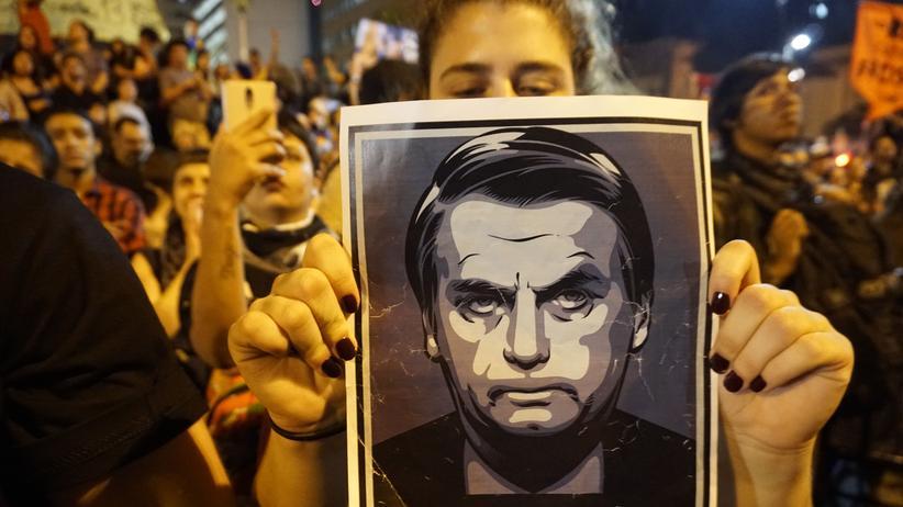 Jair Bolsonaro: Der Mann, der mein Land spaltet