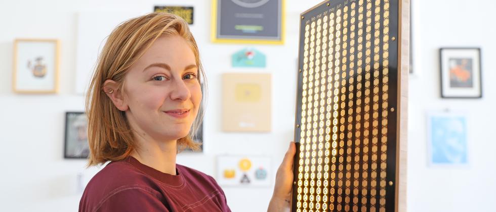 Simone Giertz: Sie ist die Königin der Roboter