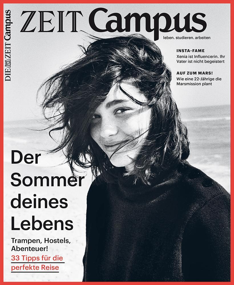 Judith Holofernes: Dieser Text stammt aus dem ZEIT Campus Magazin 3/18.