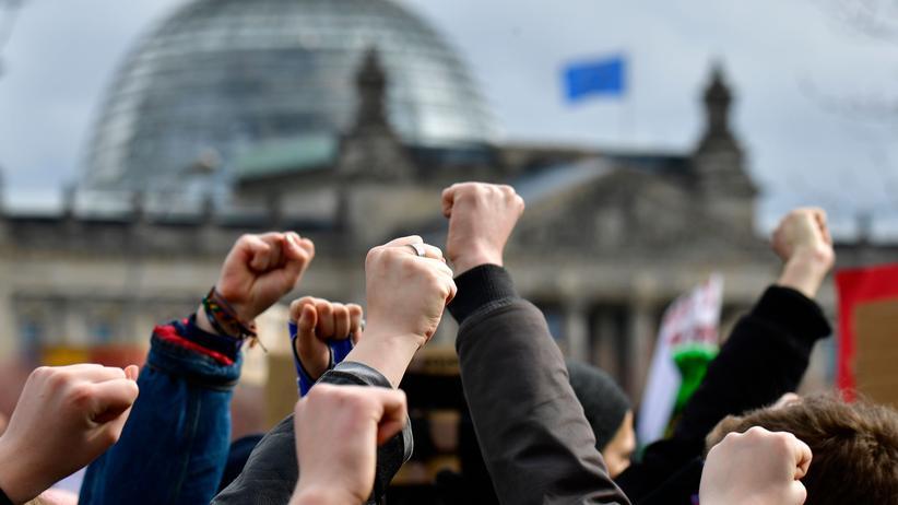 Klimastreik: Wir sind sauer auf unsere Eltern