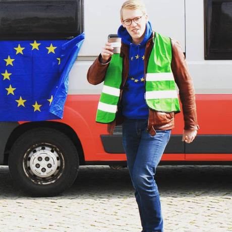 Jef Europe: Sie sind gekommen, um Europa zu retten