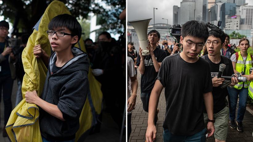 Joshua Wong: Sein Gegner heißt China