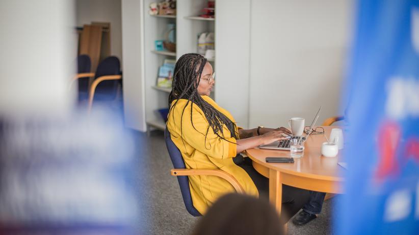 Aminata Touré: Touré zwischen zwei Terminen