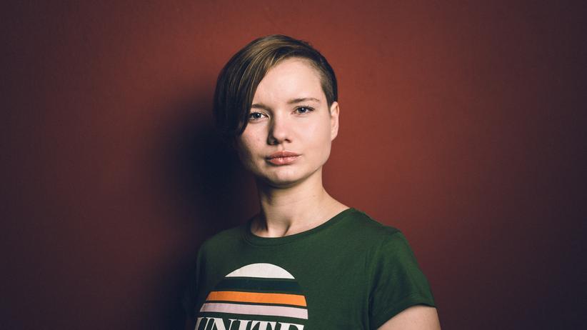 Franziska Schreiber: Die Bekehrte
